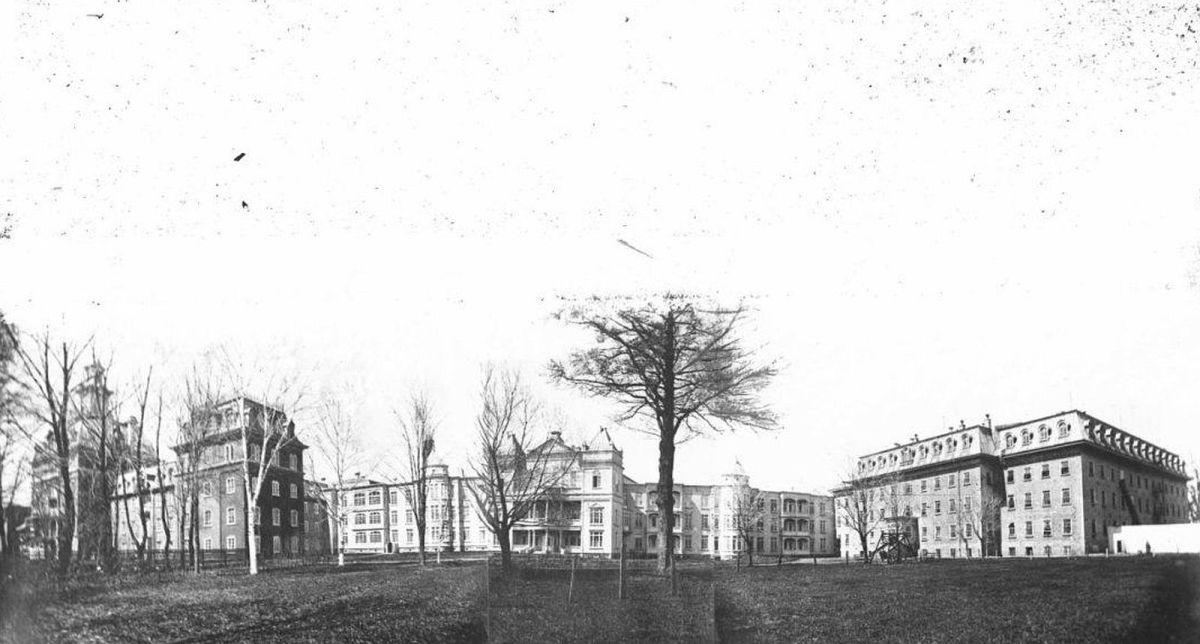 L'Asile de Beauport (vers 1905)